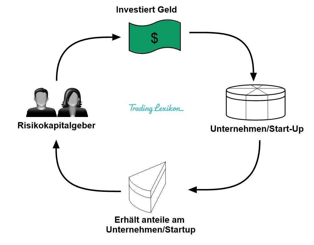 Risikokapitalgeber Anteile