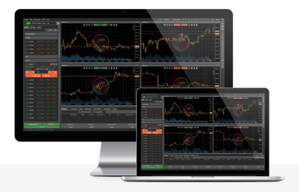IC Markets Web Trader