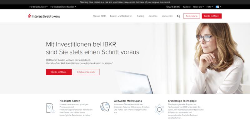 Interactive Brokers Erfahrungen